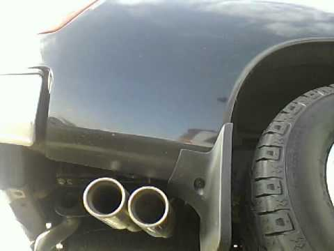 Pointdex Nissan Titan Nismo Exhaust