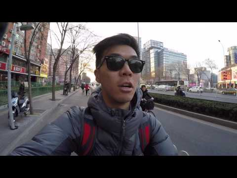 Studying Abroad in China (Tsinghua University)