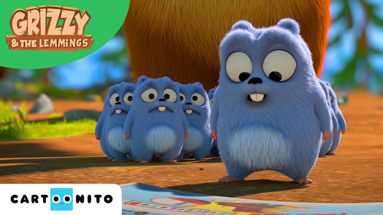 Grizzy Und Die Lemminge Toggo
