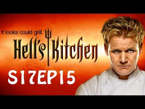 Hell's Kitchen Season 17 Episode 15 Quickfire highlights
