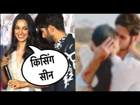 Kiara Advani On Kissing Scene With Shahid Kapoor In Kabir Singh Movie! Mp3