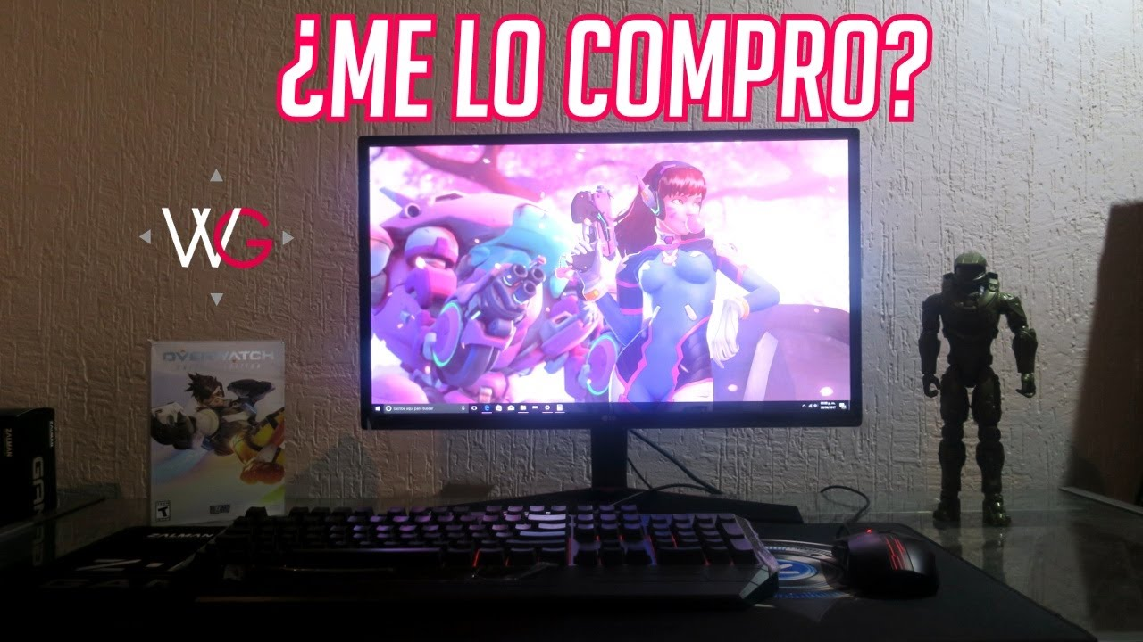 Monitor Ips Gamer Review Lg 24mp59g Youtube