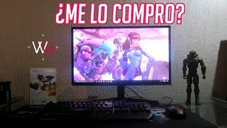 Monitor IPS GAMER REVIEW LG 24MP59G