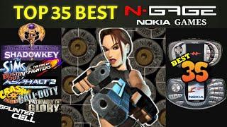 Top 35 Best Nokia N-GAGE Games [PURE NOSTALGIA]