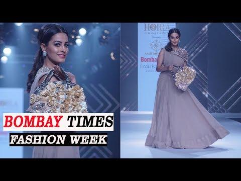 Anita Hassanandani & Rohit Reddy Showstopper For Designer Asif Merchant Horra At Bombay Times Fashio