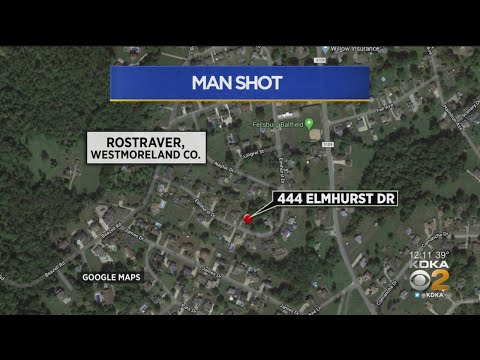Westmoreland Co. Man Shot While Allegedly Assaulting His Mother