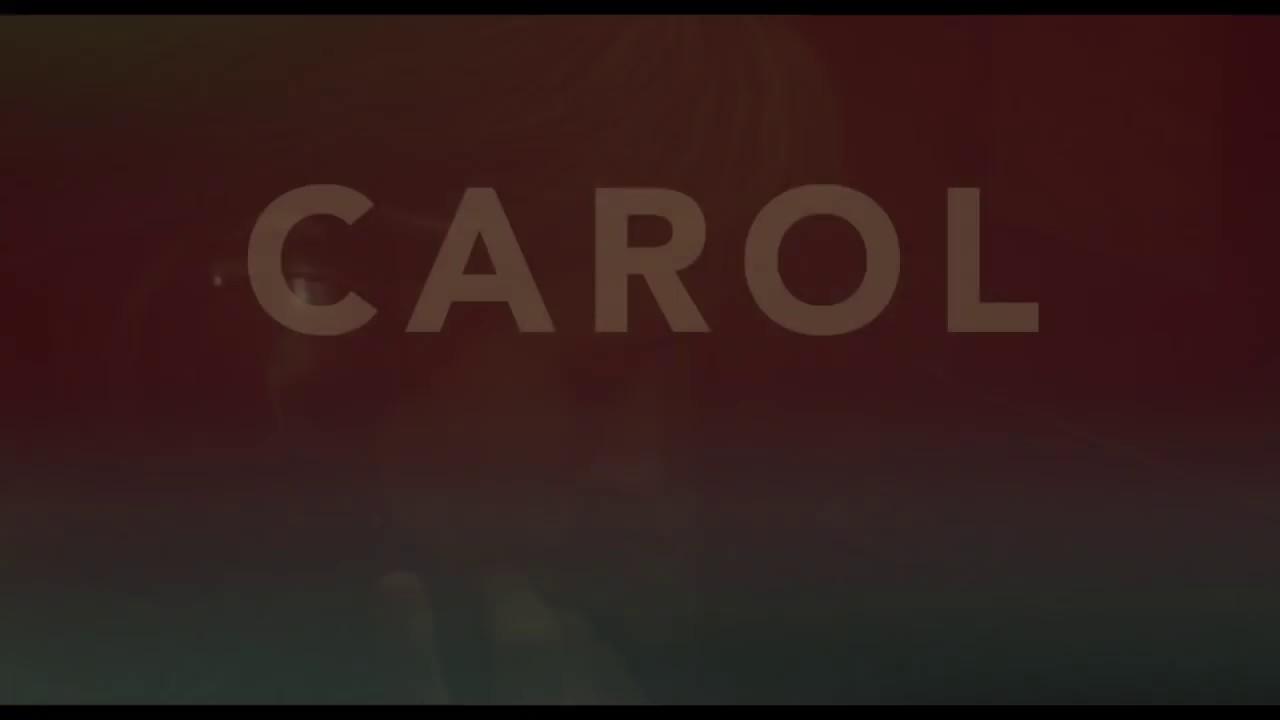 CAROL - Teaser Español