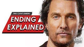 The Gentlemen: Ending Explained Breakdown + Spoiler Talk Review