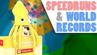 50 SECONDS!! Speedruns - Records du Monde (25K Spécial) Tour de l'Enfer ROBLOX