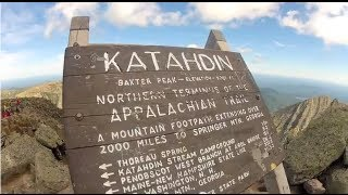 Hiking Mt. Katahdin in Baxter State Park, Maine | Abol Trail