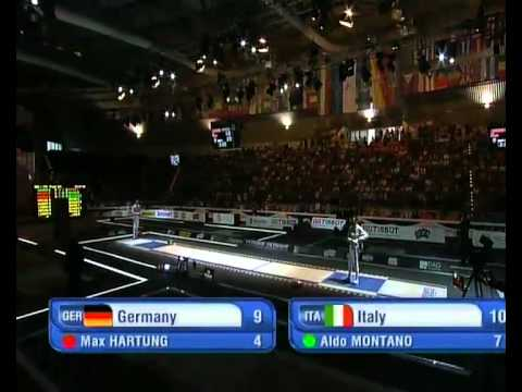 Fencing World Championships 2011 - Catania (Italy) - day4 - 2nd part