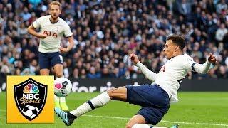 Dele Alli scores Spurs' equalizer aganist Watford | Premier League | NBC Sports
