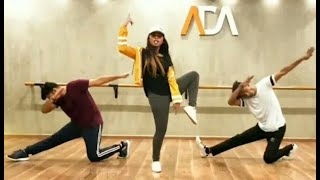 Abusadamente Dance | Easy Dance Choreography | Ajay Dance Club