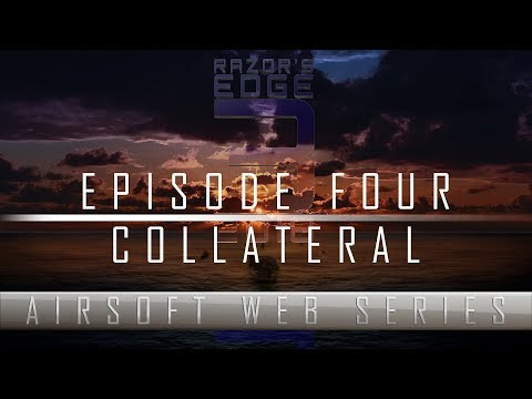Airsoft South Africa | Razors edge 2018 Episode 4 or Webisode 2
