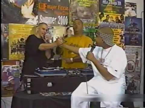 VIDEO MIX TV 2002 Flash Back - DJ Tony Tone interviews DJ Laz & Pitbull Part 1
