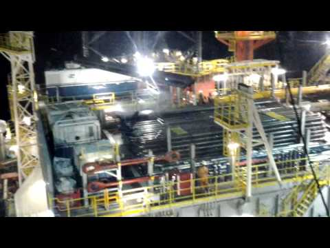 Offshore Crane Operator