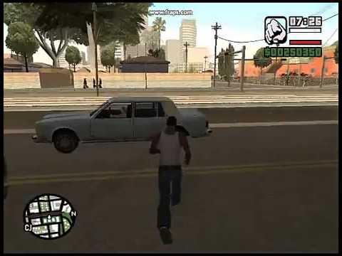 Como Cambiar De Personaje A Cj  GTA San Andreas (l