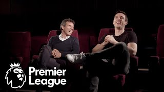 Gianfranco Zola: Gary Neville's Soccerbox | Premier League | NBC Sports