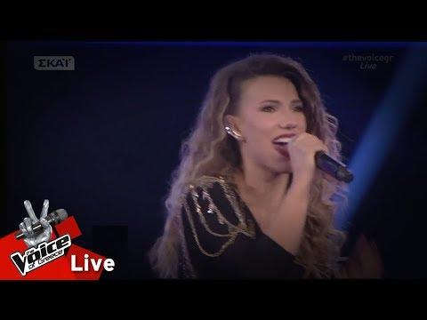 Μαρίνα Κυριαζοπούλου - Julia | 2o Live | The Voice of Greece