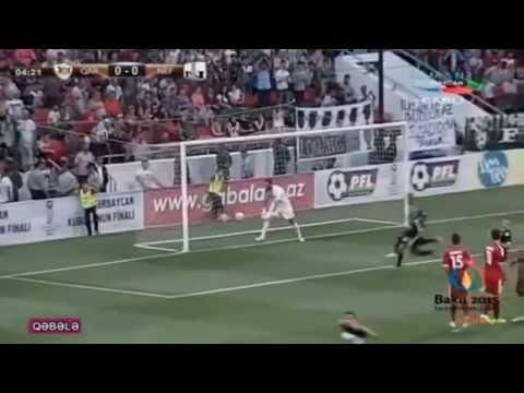 Reynaldo Silva  Skills & Goals 20122015  Qarabag FK