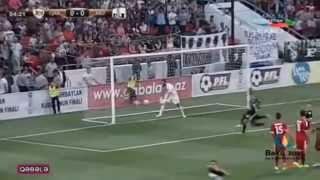 Reynaldo Silva - Skills & Goals 2012-2015 | Qarabag FK