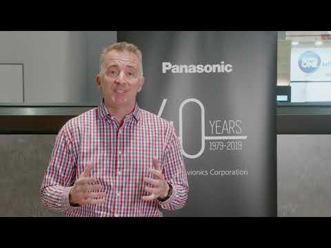 Panasonic Avionics 40 Year Anniversary - WestJet's Birthday Wishes