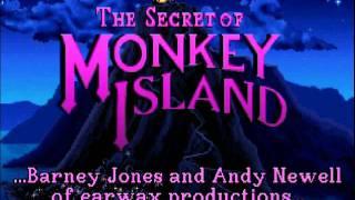 Monkey Island, 1990. IBM PCjr