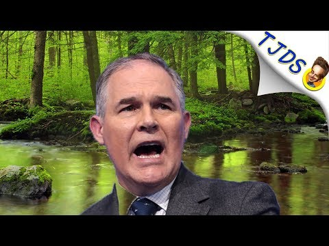 Swamp Creature Scott Pruitt Resigns From EPA