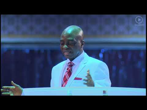 Bishop Oyedepo @Prophetic Service,  November 5,  2017 [1st Service]