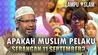 Apakah Muslim Pelaku Serangan 11 September? | Dr. Zakir Naik