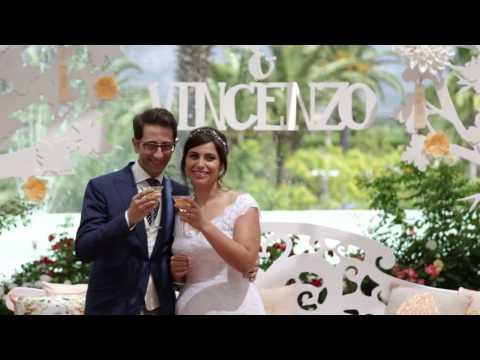 Weddings Luxury 2014 Puntata 6. Matrimonio parigino a Paestum