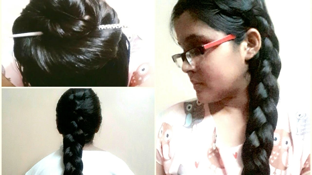 3 easy hairstyles for oily hair