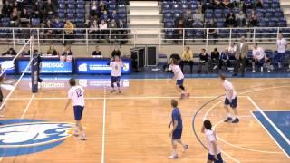 Mount Royal University vs UBC Men