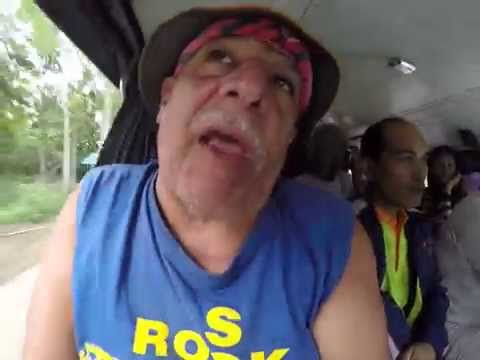 WALKING TOURS PHILIPPINES Pt 2 of 4 What Is a Jeepney PUBLIC TRANSPORTATION IN THE PHILIPPINES