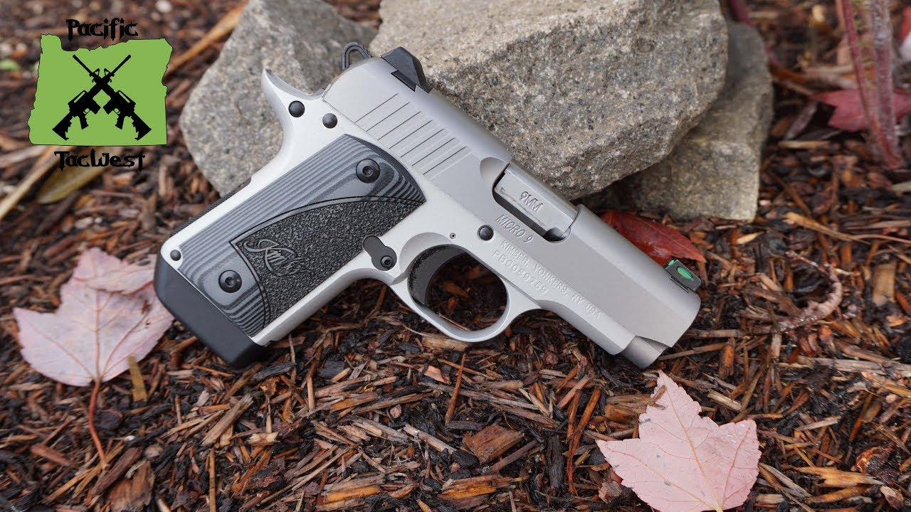 Kimber Micro 9: Review and Range Test of Kimber Micro 9mm