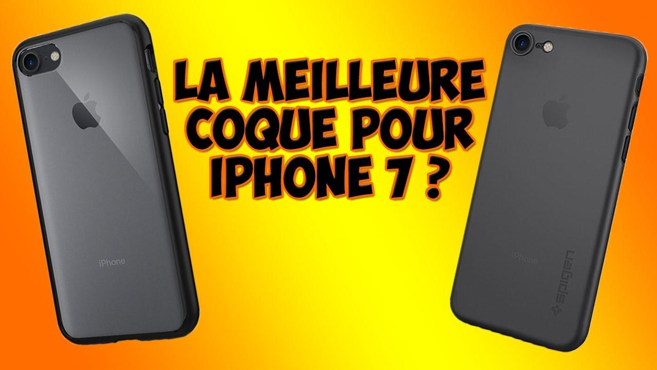 coque iphone 7 top