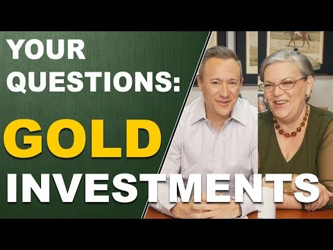 Gold ETF, Gold IRA, Gold Prices. Q&A with Lynette Zang and Eric Griffin - 3/13/2018