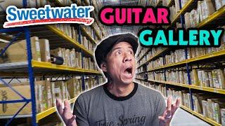 Sweetwater Guitar Gallery Tour   Behind The Scenes @Sweetwater