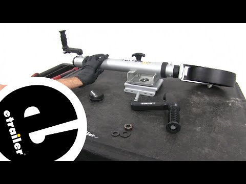Fulton F2 Jacks Replacement Gear Kit Installation - etrailer.com