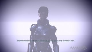 New Control Ending - Mass Effect 3: Extended Cut - Gameplay