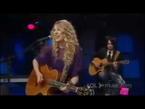 Taylor Swift: AOL Music Sessions