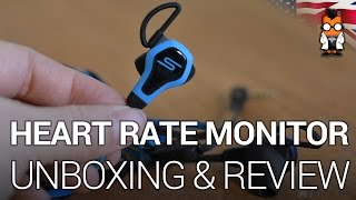 SMS Audio BioSport in Ear Headphones with Heartrate Monitor Detailed Hands On