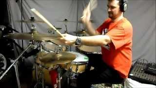 ANNIHILATOR - Nowhere to Go - drum cover