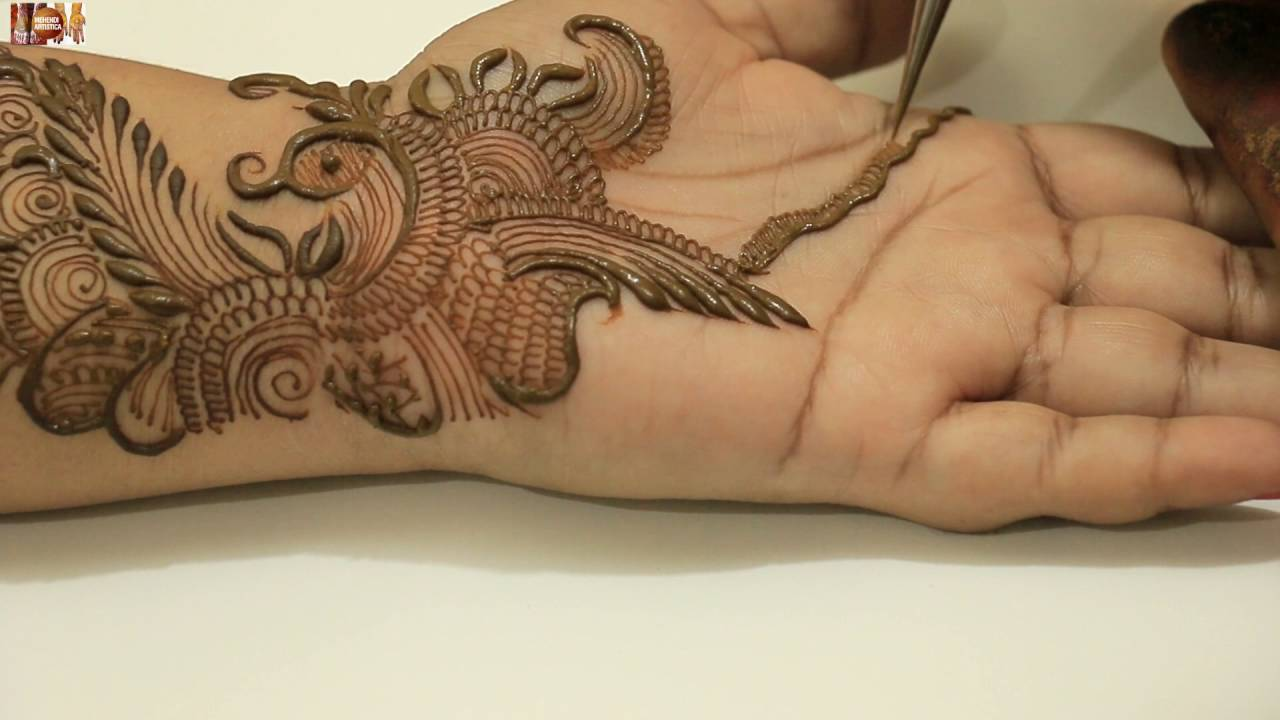 The best mehndi designs for hands livinghours - Elegant About Mehndi Designs On Pinterest Henna Mehndi And Henna Designs