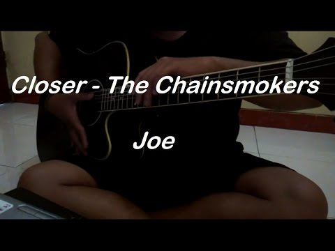 Guitar Cover - Closer - The Chainsmokers [In style of Walk Off The Earth]