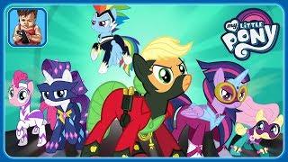 Май литл пони в Мейртрополисе * Супер пони против Сумасгривой * Мультики для девочек про пони