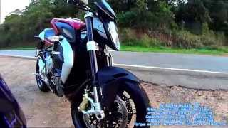MV Agusta Brutale 800 #  0 a 100, 0 a 200 , Top Speed The Rocha Yamaha MT-09