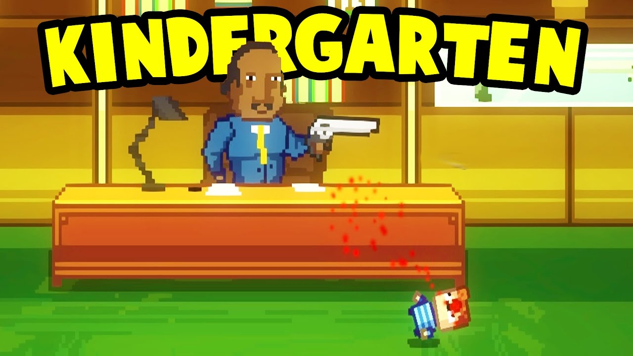 Kindergarten The Game