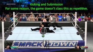 How to win matches easily on WWE 2K15 PC