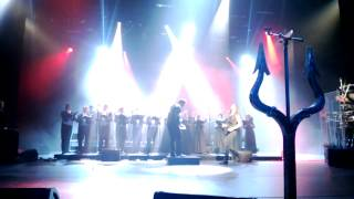 Satyricon - Die By My Hand (live with the Norwegian National Opera Chorus)